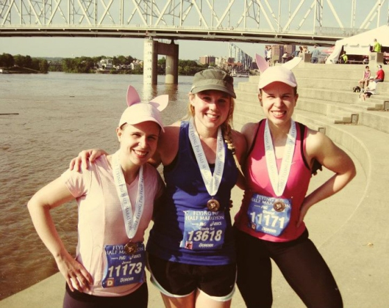 Cincinnati Flying Pig Half Marathon