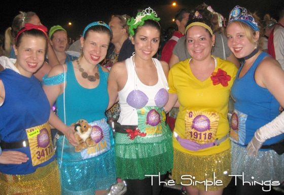 Disney Princess Half Marathon 2013