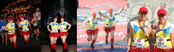 Disney Marathon 2013