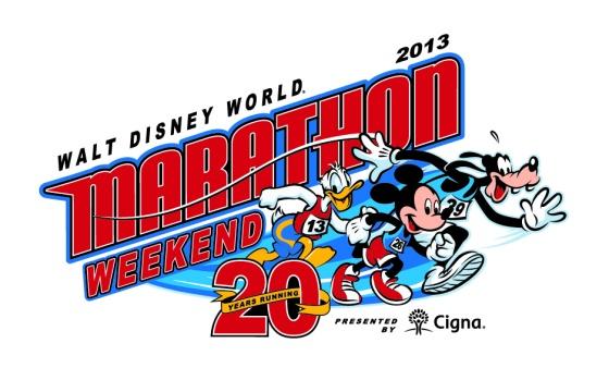 Walt Disney World Marathon 2013
