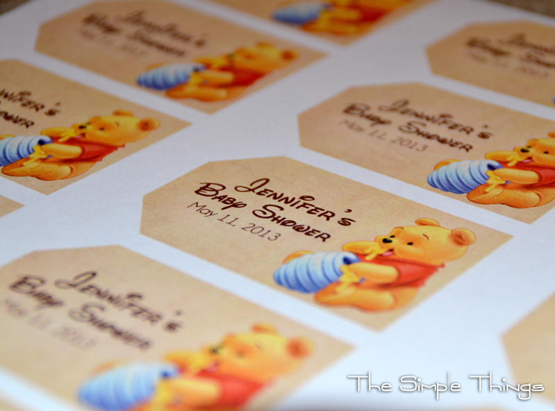 Baby Pooh Bear And Friends Shower Images amp Pictures Becuo