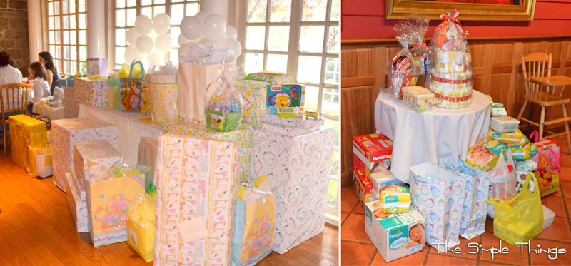Winnie the pooh and friends baby shower the simple things negle Images