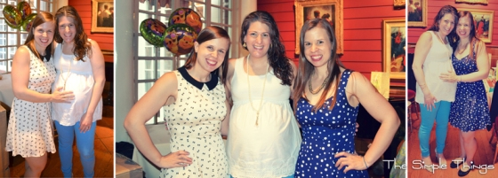 Winnie the Pooh and Friends Baby Shower
