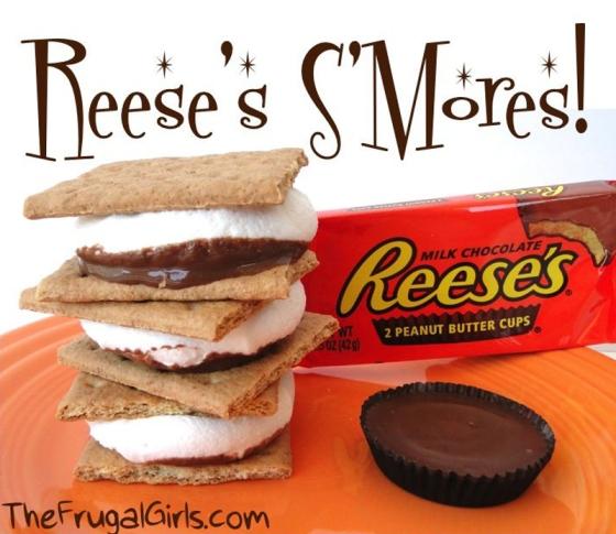 Reece's S'Mores