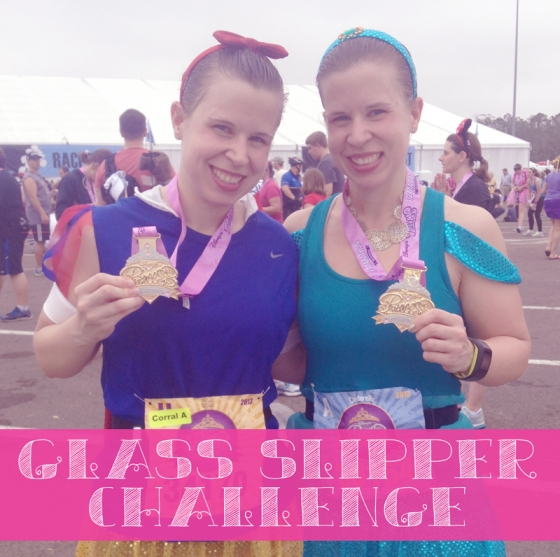 Glass Slipper Challenge