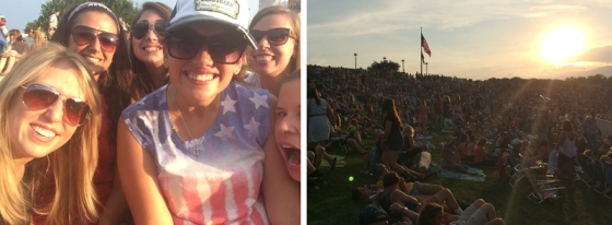 Zac Brown Concert
