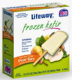 lifeway kefir frozen