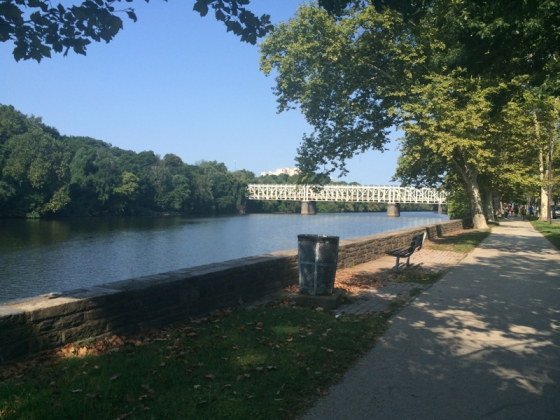 Schuykill River Trail