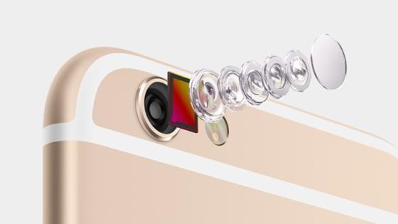 Camera Pixels