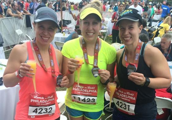 Rock and Roll Philadelphia Half Marathon