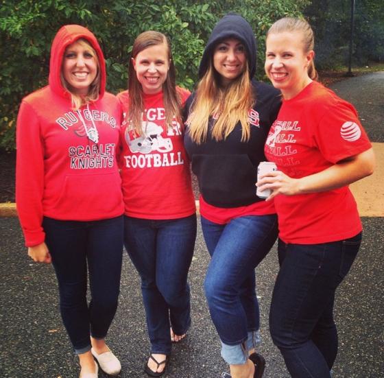 Rutgers Girls
