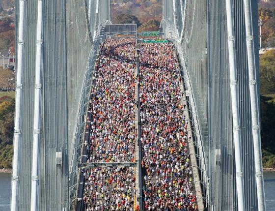 2010 NYC Marathon