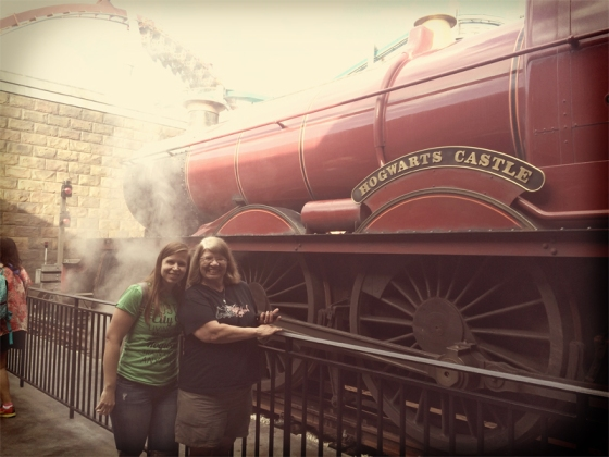 The Wizarding World of Harry Potter - Hogwarts Express