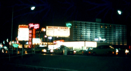 Vegas Night 1975