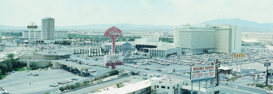 Vegas Strip 1975