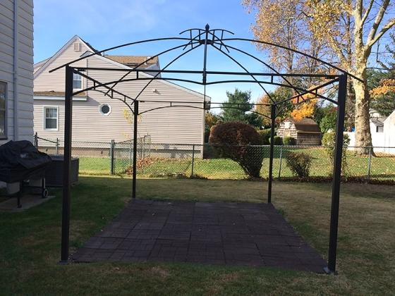 Goodbye Backyard Oasis
