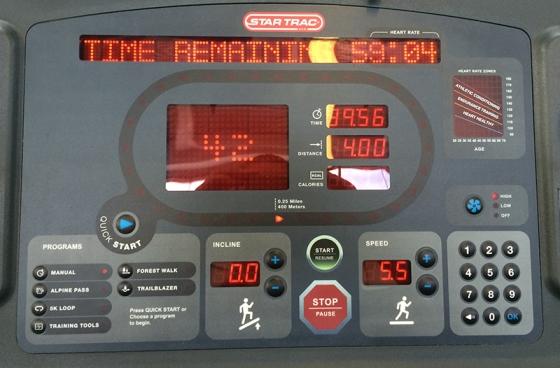 Dreadmill Running
