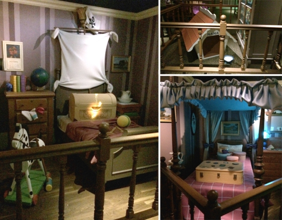 New Peter Pan Queue