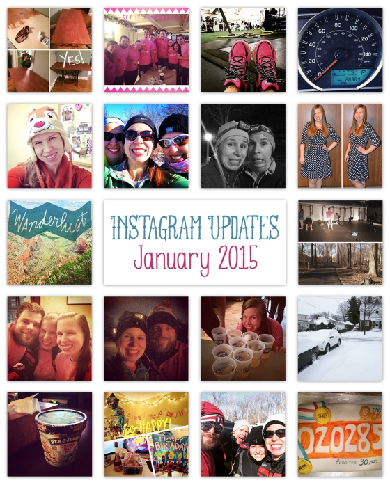 Instagram January 2015