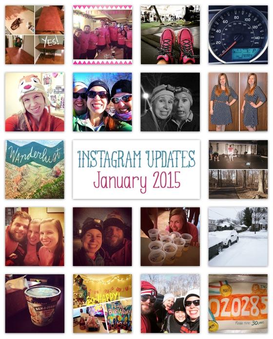 Instagram January 2015