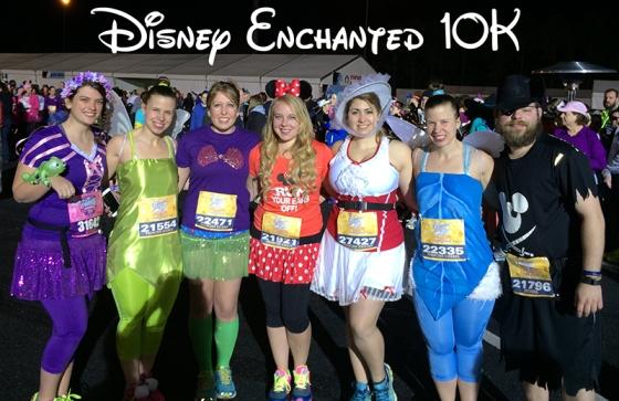 Disney Enchanted 10K