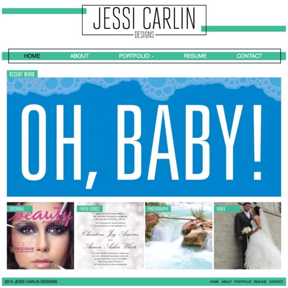 Jessi Carlin Designs Portfolio