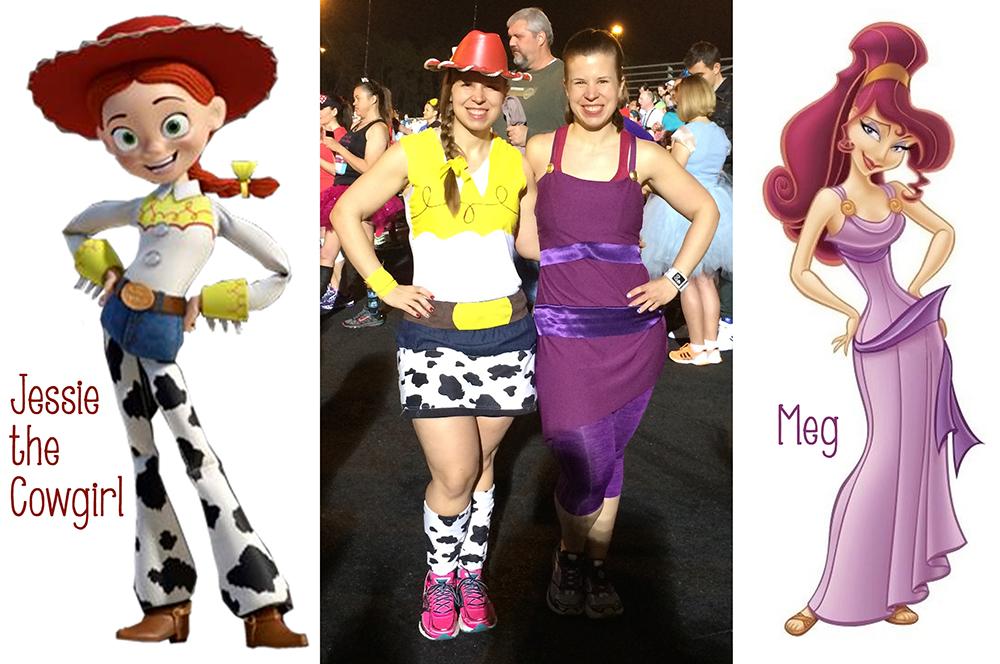 princess half marathon costumes