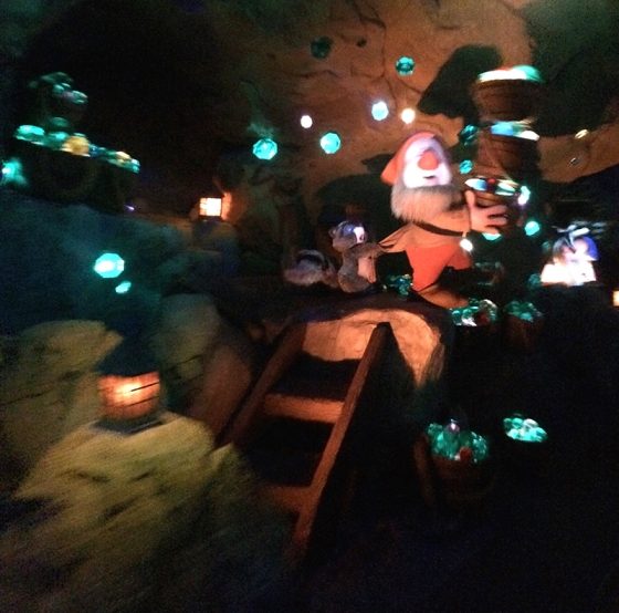 Seven Dwarves Mine Train