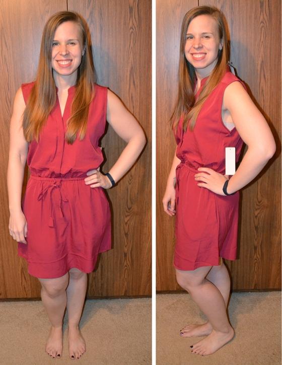 Kasia Tie Waist Dress