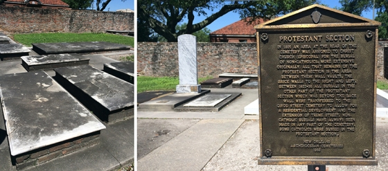 New Orleans Cemetery Tour
