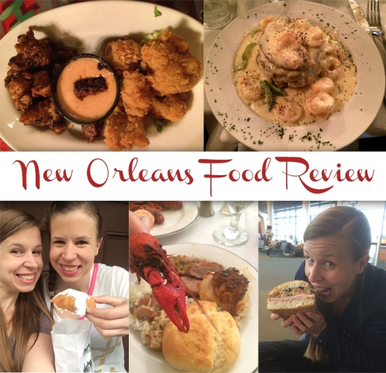 New Orleans Food Review