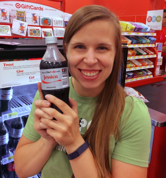 Diet Coke Jessica