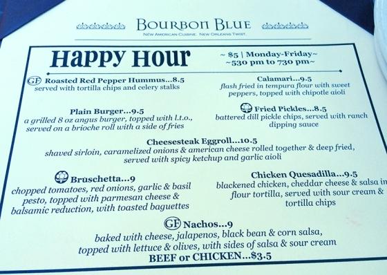 Bourbon Blue