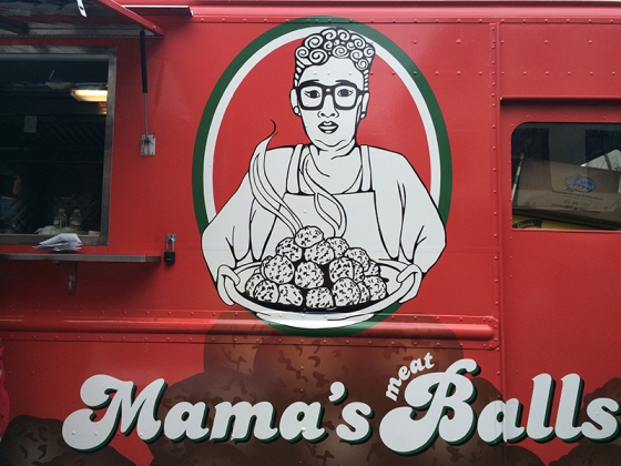 Mama's Balls