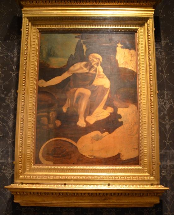 Vatican Museum Picasso