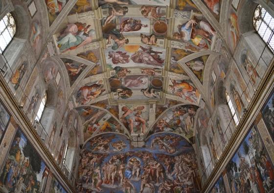 Vatican Sistine Chapel