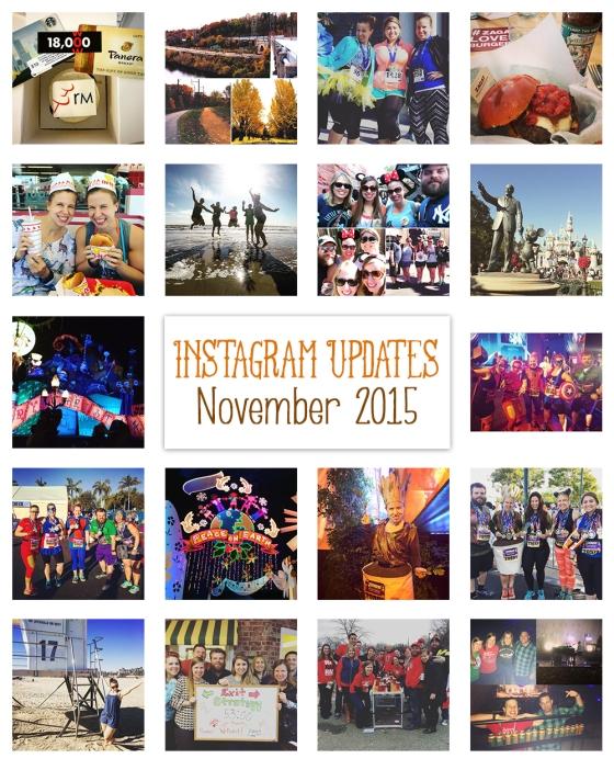Instagramming November 2015