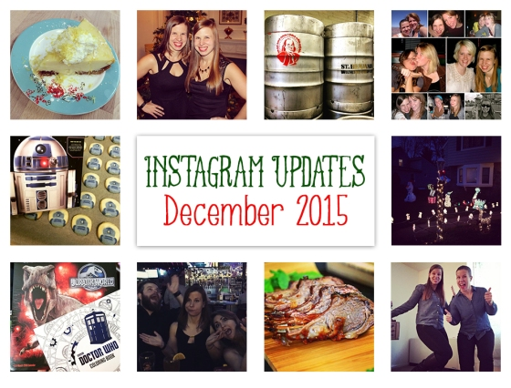 Instagramming December