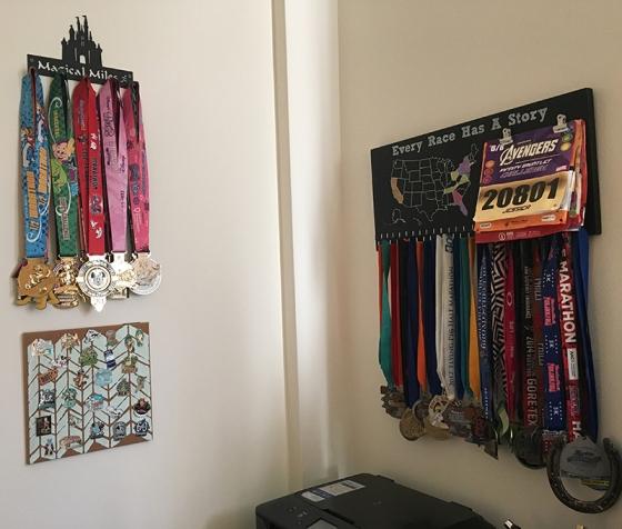 Medal Racks