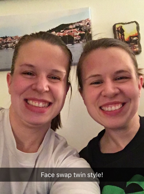 Twin Face Swap